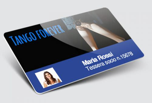 Stampa Card PVC personalizzate Deluxe