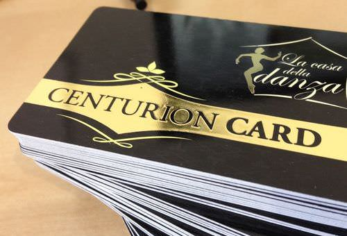 Stampa Card PVC personalizzate Lucide