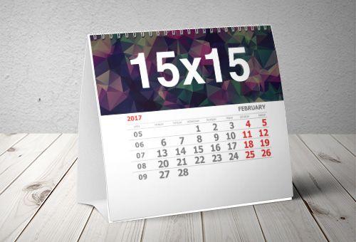 Tipografia online stampa calendari - Calendari da tavolo 2018 ...